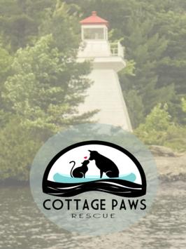 Cottage Paws Rescue poster