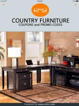 Country Furniture Coupons-ImIn apk screenshot