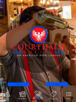 COURTHAUS SOCIAL apk screenshot
