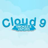 Cloud 9 Smokes & Vapors icon