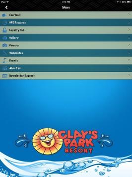 Clay's Park apk screenshot