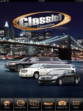 Classic 1 Limousine screenshot 4