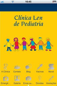 Clinica Len poster