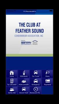 Club at Feather Sound Condo poster