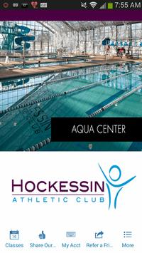 Hockessin Athletic Club poster