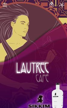 Cafe Bar Lautrec Dos Hermanas poster