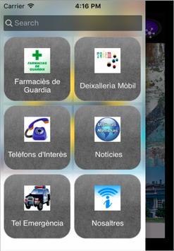 ServeisOlot screenshot 1