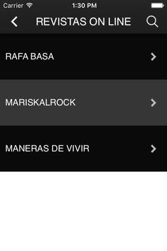 EL CLUB DEL ROCK screenshot 1
