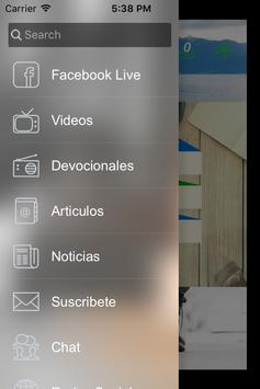 Agentes De Cambio TV apk screenshot