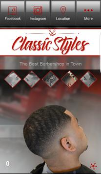 Classic Styles poster