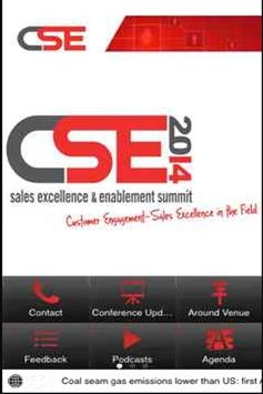 The CSE poster