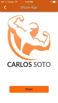 Carlos Soto Personal Fitness screenshot 2