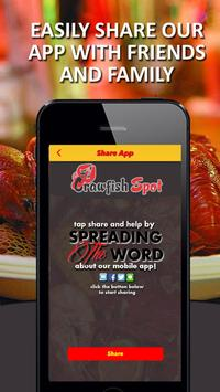The Crawfish Spot Restaurant screenshot 4