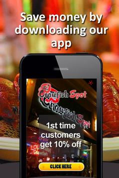 The Crawfish Spot Restaurant screenshot 5