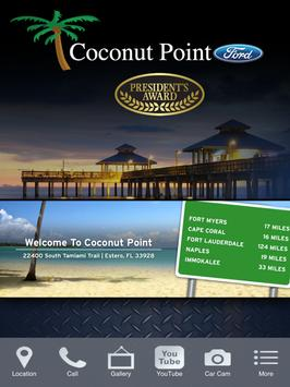 Coconut Point Ford apk screenshot