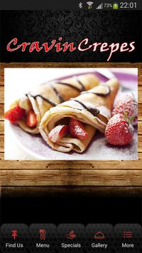 Cravin Crepes poster