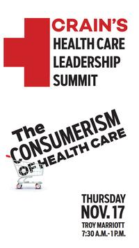 Crain's Health Care Summit screenshot 1