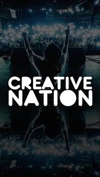 Creative Nation poster