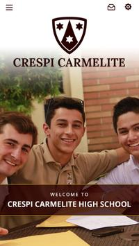 Crespi Carmelite High School poster