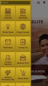 Crespi Carmelite High School screenshot 1