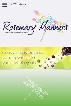 Rosemary Manners poster