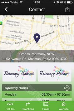Rosemary Manners screenshot 2