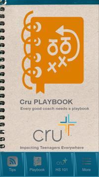 cruplaybook poster