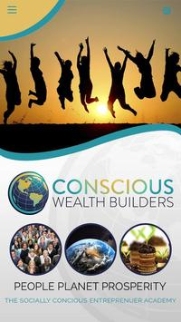 Conscious Wealth Builders poster