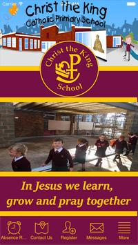 Christ the King Primary poster
