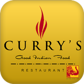 Curry's Restaurant icon