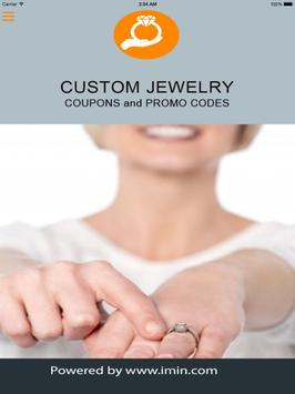 Custom Jewelry Coupons–I'm In! apk screenshot