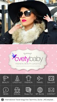 CVETYBABY apk screenshot