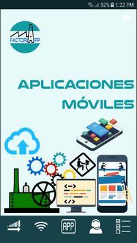 factoriapp poster
