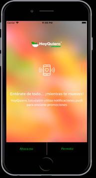 HoyQuiero.Saludable screenshot 1