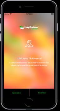 HoyQuiero.Saludable screenshot 2