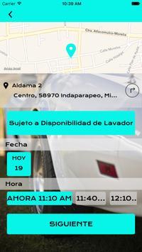 Autolavado Express a Domicilio screenshot 1