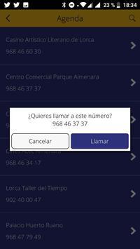Ocio Lorca screenshot 2