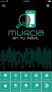 Murcia en tu Móvil poster