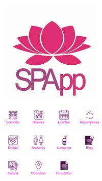 SpaApp apk screenshot