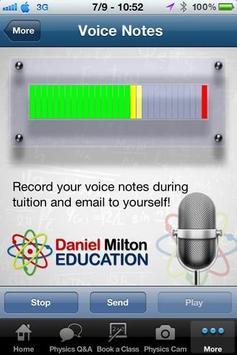 Daniel Milton Education screenshot 3