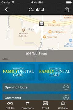 Family Dental Care screenshot 2