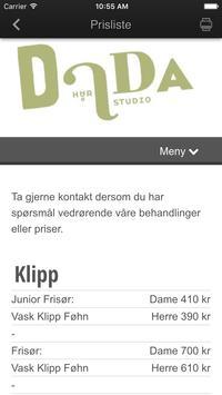 Dada apk screenshot