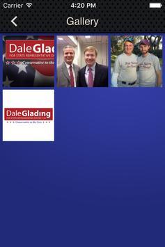 Dale Glading 스크린샷 2
