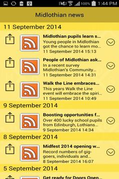 Dalkeith High School apk screenshot