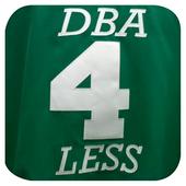 DBA 4 Less icon