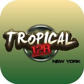 Tropical 128 App icon