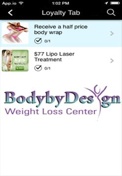 Body By Design screenshot 5