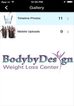 Body By Design screenshot 2