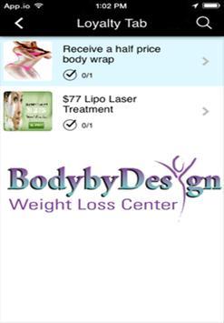 Body By Design screenshot 3