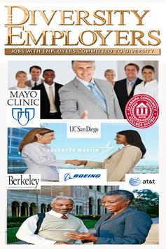 DIVERSITY EMPLOYERS MAG poster